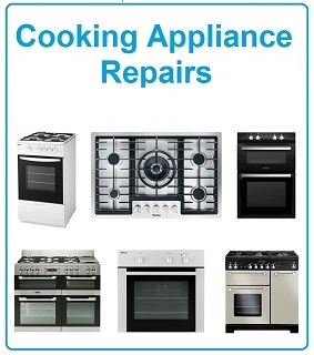 cooking appliance repairs